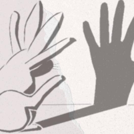Attività da fare in casa con i bambini piccoli: Giochi di ombre