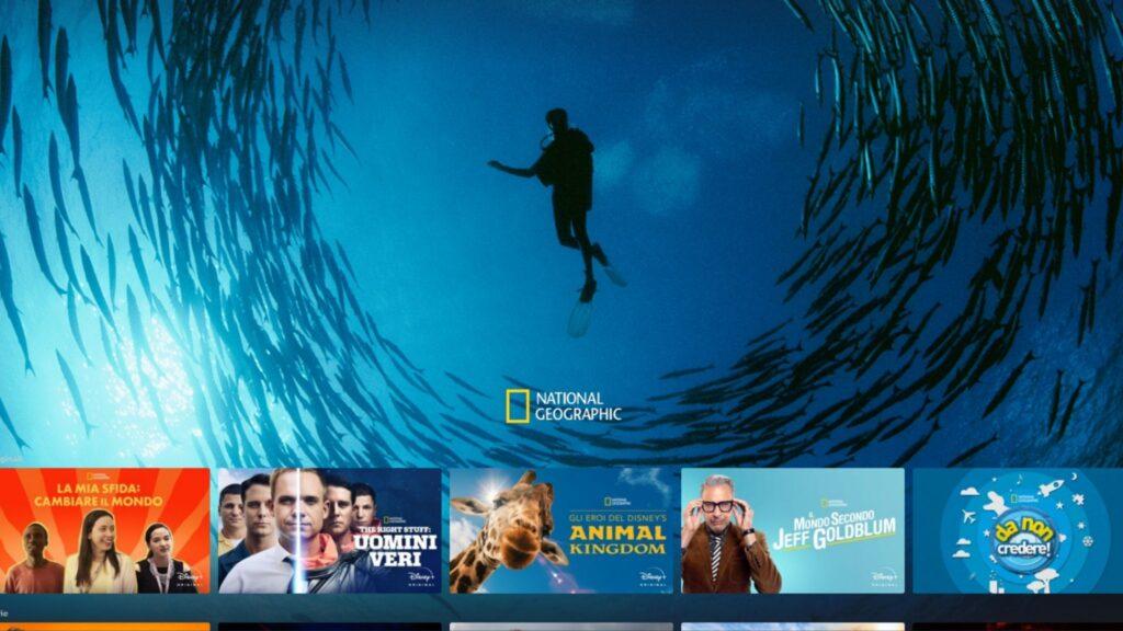 Disney Plus - National Geographic